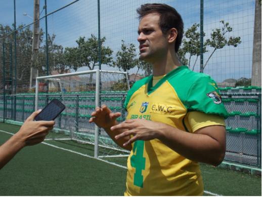 37b0fc510b Você sabia que o Brasil tem uma seleção de futebol americano  E você também  sabia que o nosso país está classificado para a Copa do Mundo do esporte  que ...